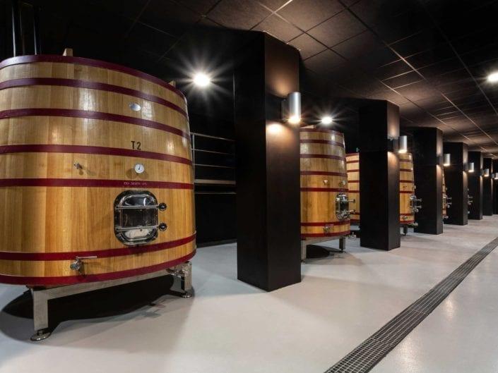 Jose Anoro fotografia arquitectura bodegas vino