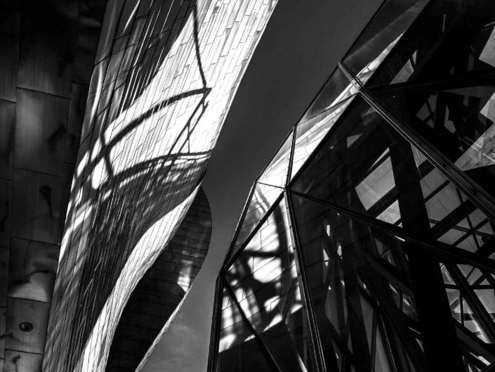 Jose Anoro fotografia arquitectura guggenheim bilbao