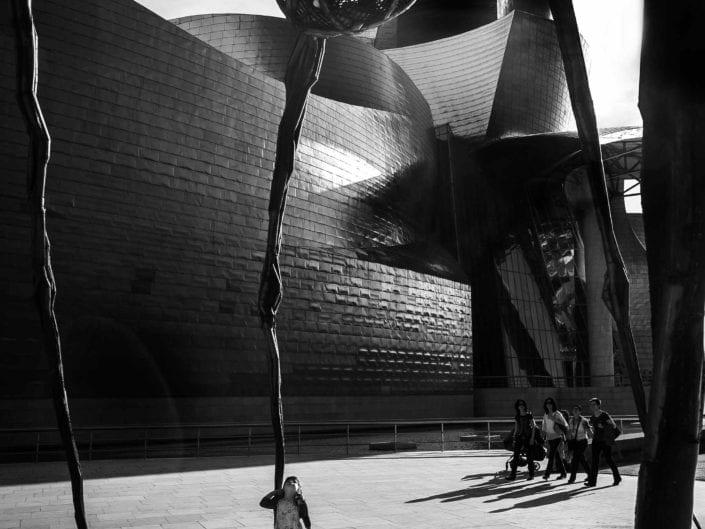 fotógrafo profesional de arquitectura y decoración zaragoza madrid europa Jose Anoro guggenheim bilbao
