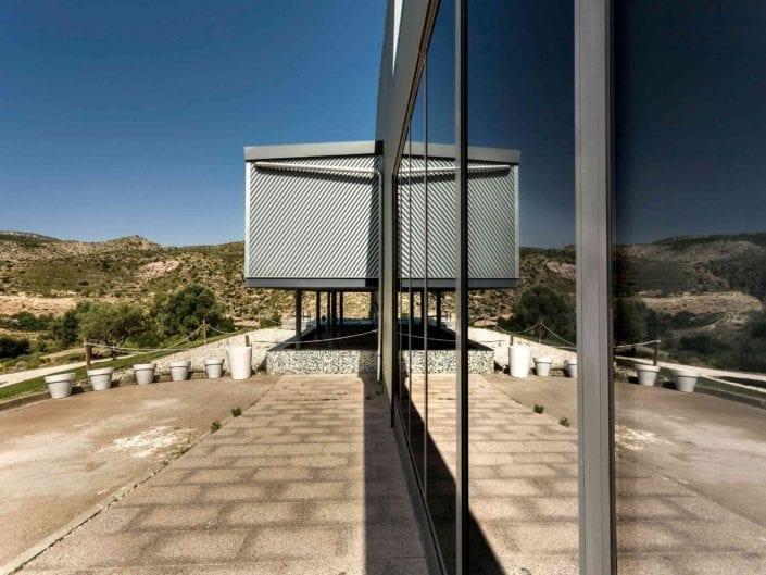 Jose Anoro fotografia arquitectura joaquin sicilia teruel